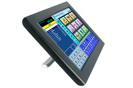 "15"" Slim and Stylish Touch POS  / Protech Systems Co., Ltd."