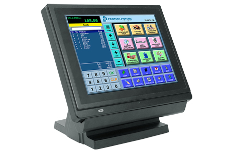 "12"" True Flat Touch POS / Protech Systems Co., Ltd."