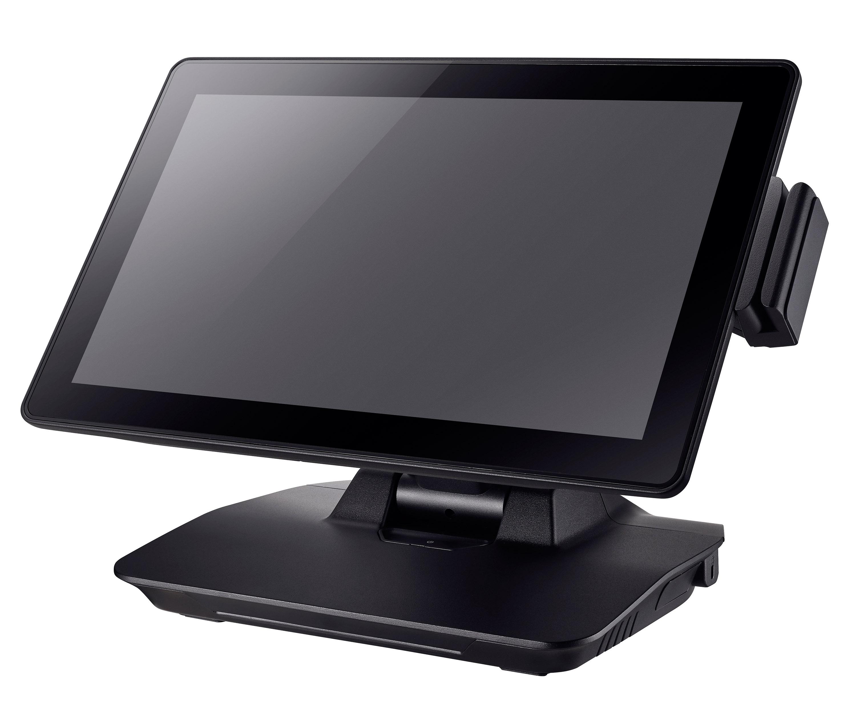 15.6吋無風扇寬螢幕端點銷售系統 / 公信電子股份有限公司