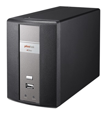 Plustek eDoc N600 數位文件檔案櫃 / 精益科技股份有限公司