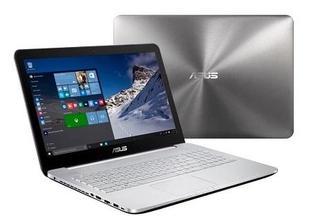 筆記型電腦-N系列 / 華碩電腦股份有限公司