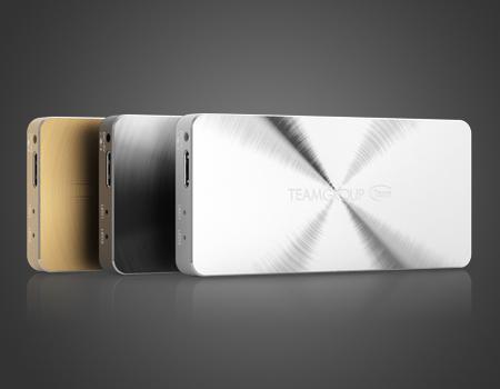 USB 3.1外接式固態硬碟 / 十銓科技股份有限公司