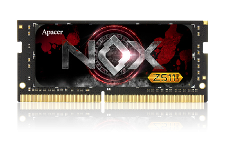 NOX / Apacer Technology Inc.