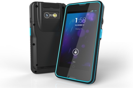 Ruggedized Mobile Data Collector PDA