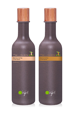 RECOFFEE Tree in the Bottle Shampoo /  Hair O'right International Corp.
