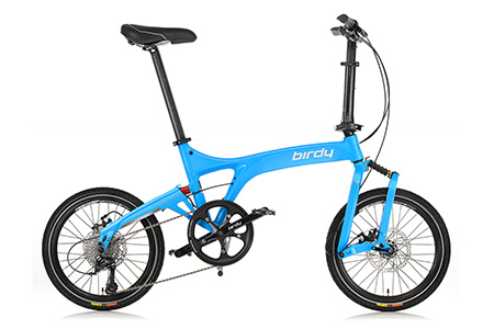 NEW BIRDY / 太平洋自行車股份有限公司