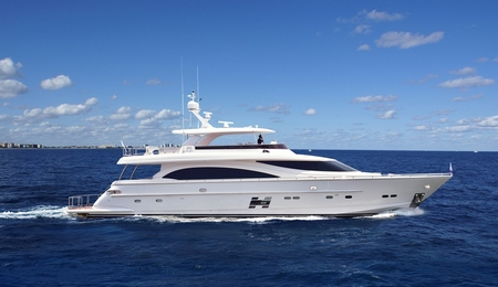 88 feet luxury motoryacht / Horizon Yacht Co., Ltd.