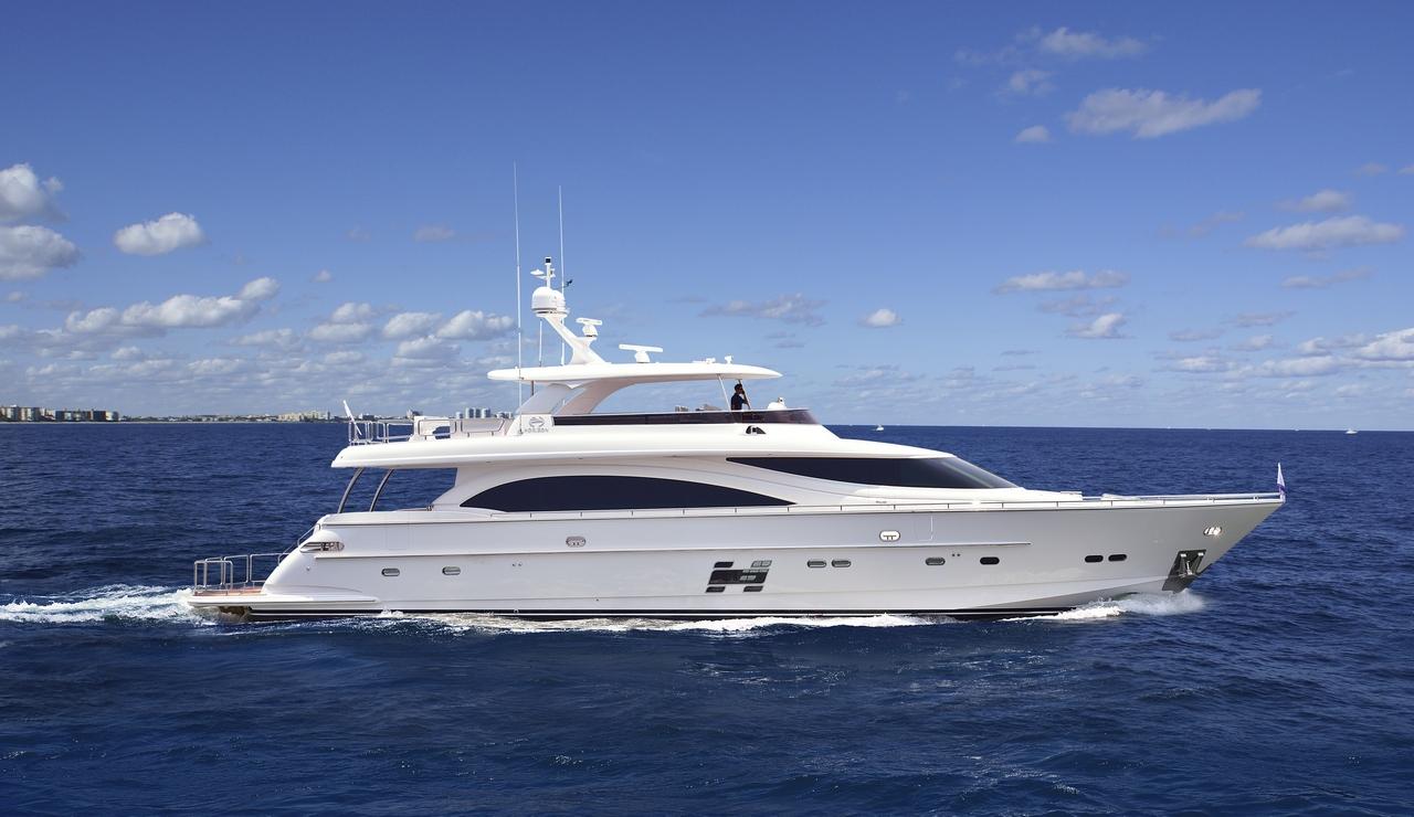 88呎巨型豪華遊艇