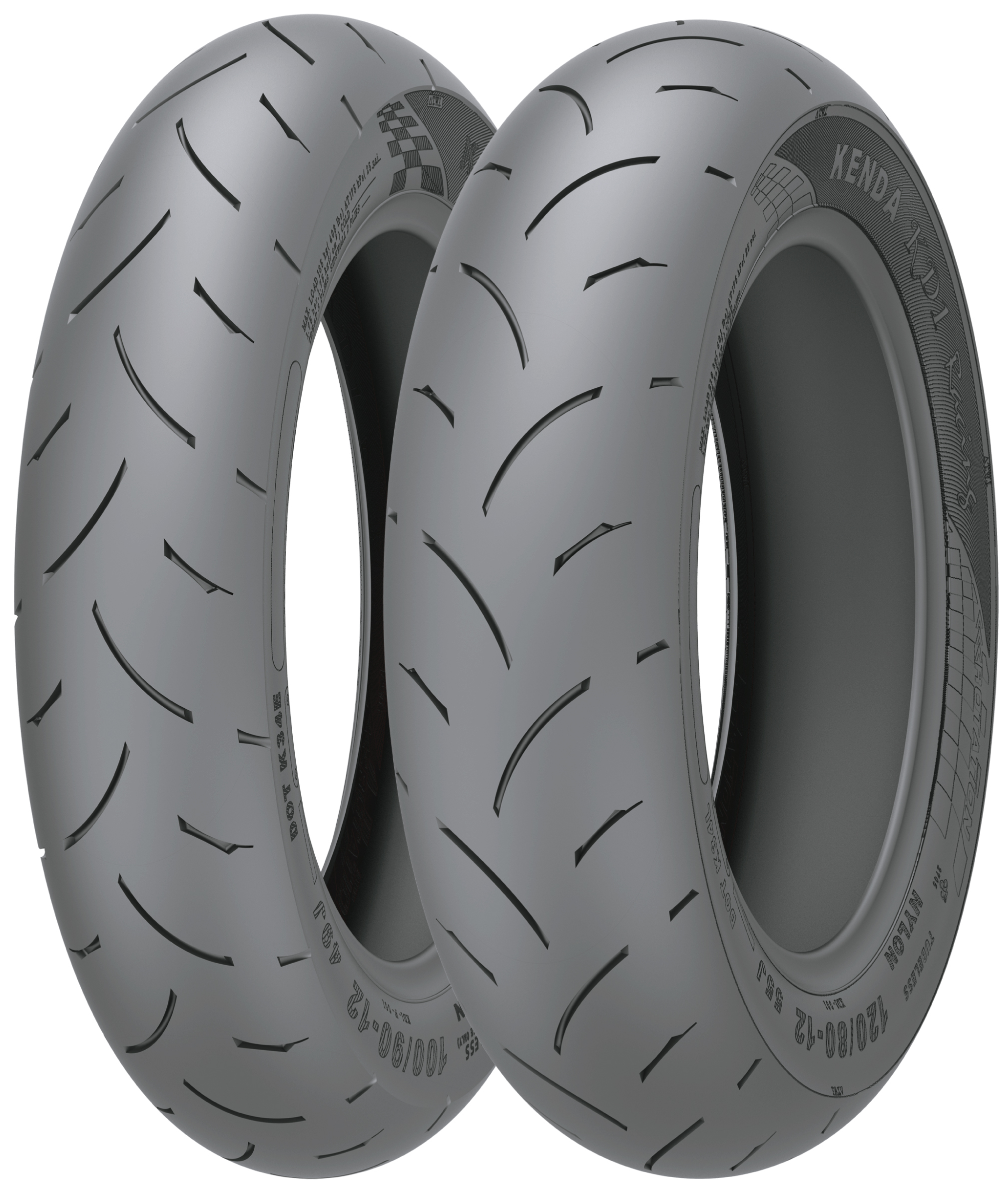 Scooter Racing Tire