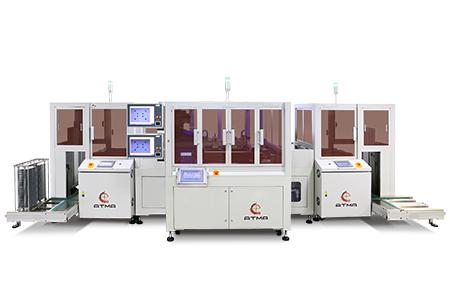 全自動手機玻璃網印生產線 / 東遠精技工業股份有限公司