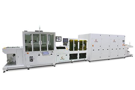 全自動卷對卷網印生產線 / 東遠精技工業股份有限公司