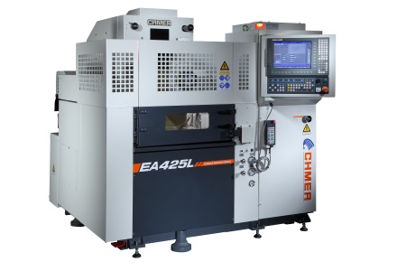 ALL-IN-ONE GANTRY-TYPE WIRE CUT EDM / CHING HUNG MACHINERY & ELECTRIC INDUSTRIAL CO., LTD.