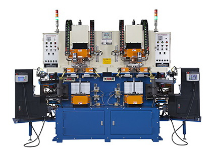 Automatic Electric Upsetter / Da Jie Electricity Machinery Industrial Co., Ltd.