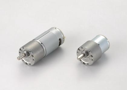 Micro DC Spur Geared Motor / SHA YANG YE INDUSTRIAL CO., LTD.