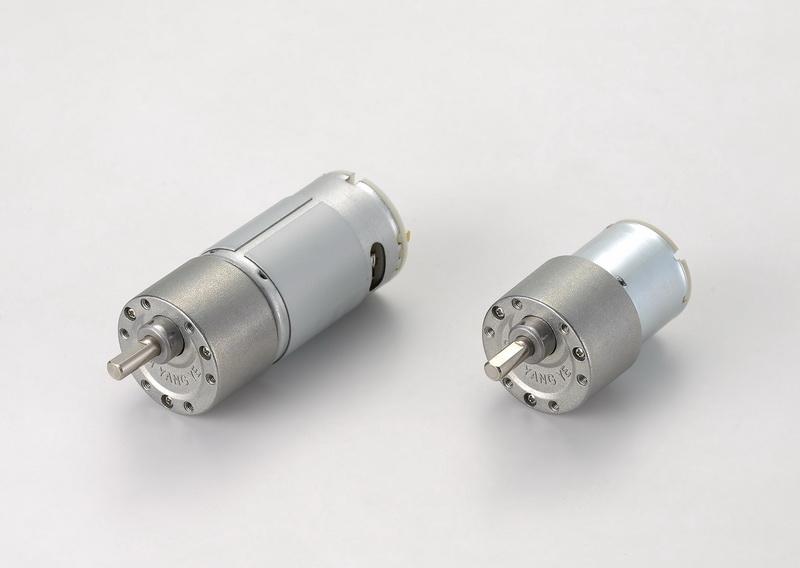 Micro DC Spur Geared Motor