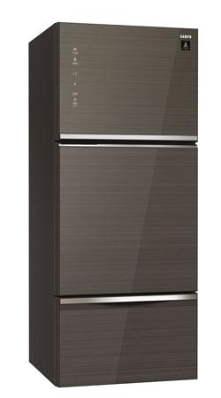 智慧節能變頻玻璃冰箱 / 聲寶股份有限公司