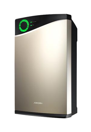 智慧遠端遙控空氣清淨機 / 聲寶股份有限公司