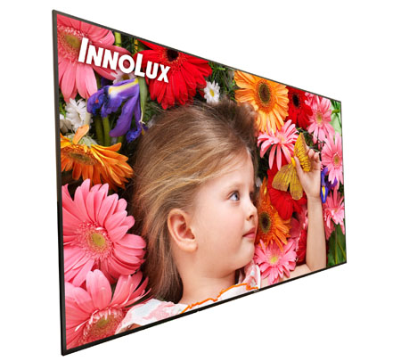 "100"" 4K2K LCD TV Module / Innolux Corporation"