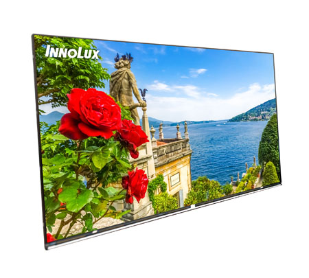 "23.8"" QHD 3-side Borderless Monitor / Innolux Corporation"