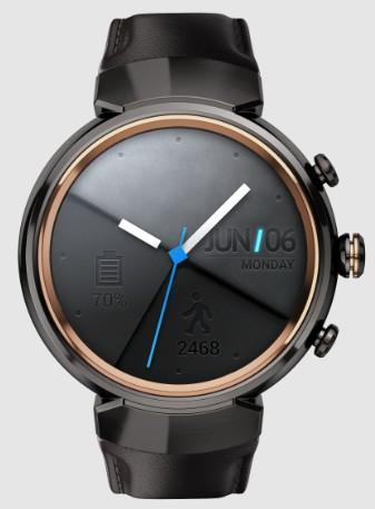 智慧手錶 / 華碩電腦股份有限公司