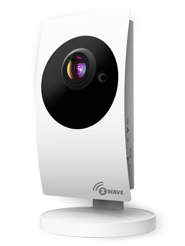 智能居家百萬像素網路攝影機