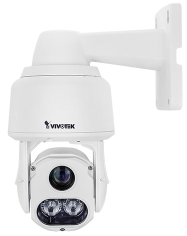 H.265紅外光可變角度長距離快速球攝影機 / 晶睿通訊股份有限公司