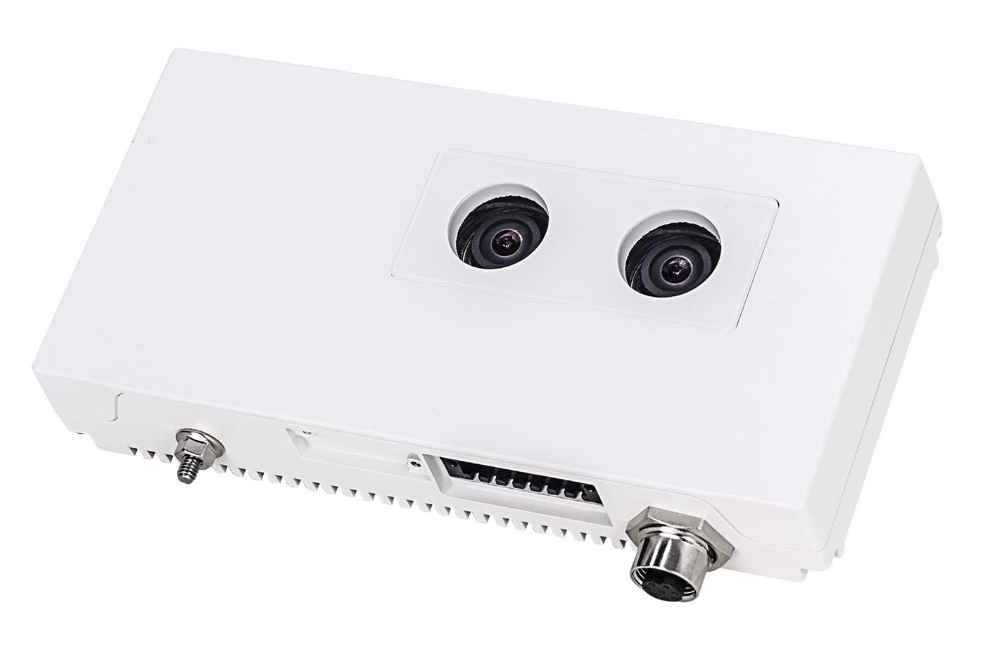 智慧型計數網路攝影機