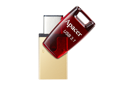 Type-C OTG Flash Drive / Apacer Technology Inc.