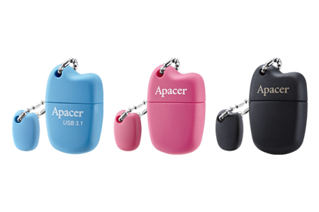 USB 2.0 / 3.1 Super-mini Flash Drive / Apacer Technology Inc.