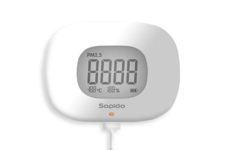 PM2.5/溫濕度紅外線環境控制器 / 金智洋科技股份有限公司