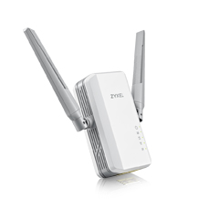 1000 Mbps Powerline 11ac Dual-Band Wireless Extender / Zyxel Communications Corporation