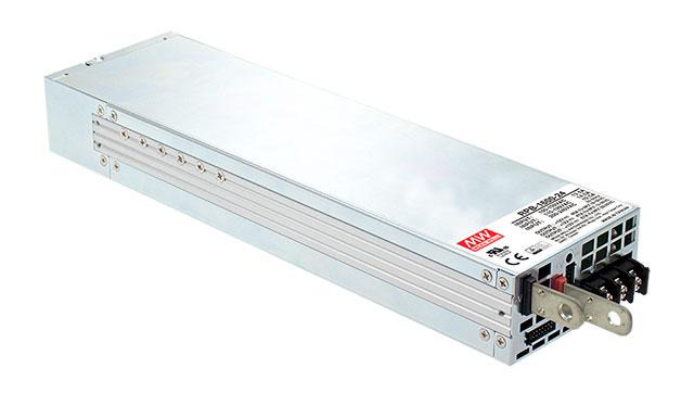 1600W Industrial-grade Programmable Intelligent Battery Charger / MEAN WELL ENTERPRISES CO., LTD.
