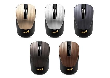 昆盈企業股份有限公司(Genius)-ECO Rechargeable Mouse