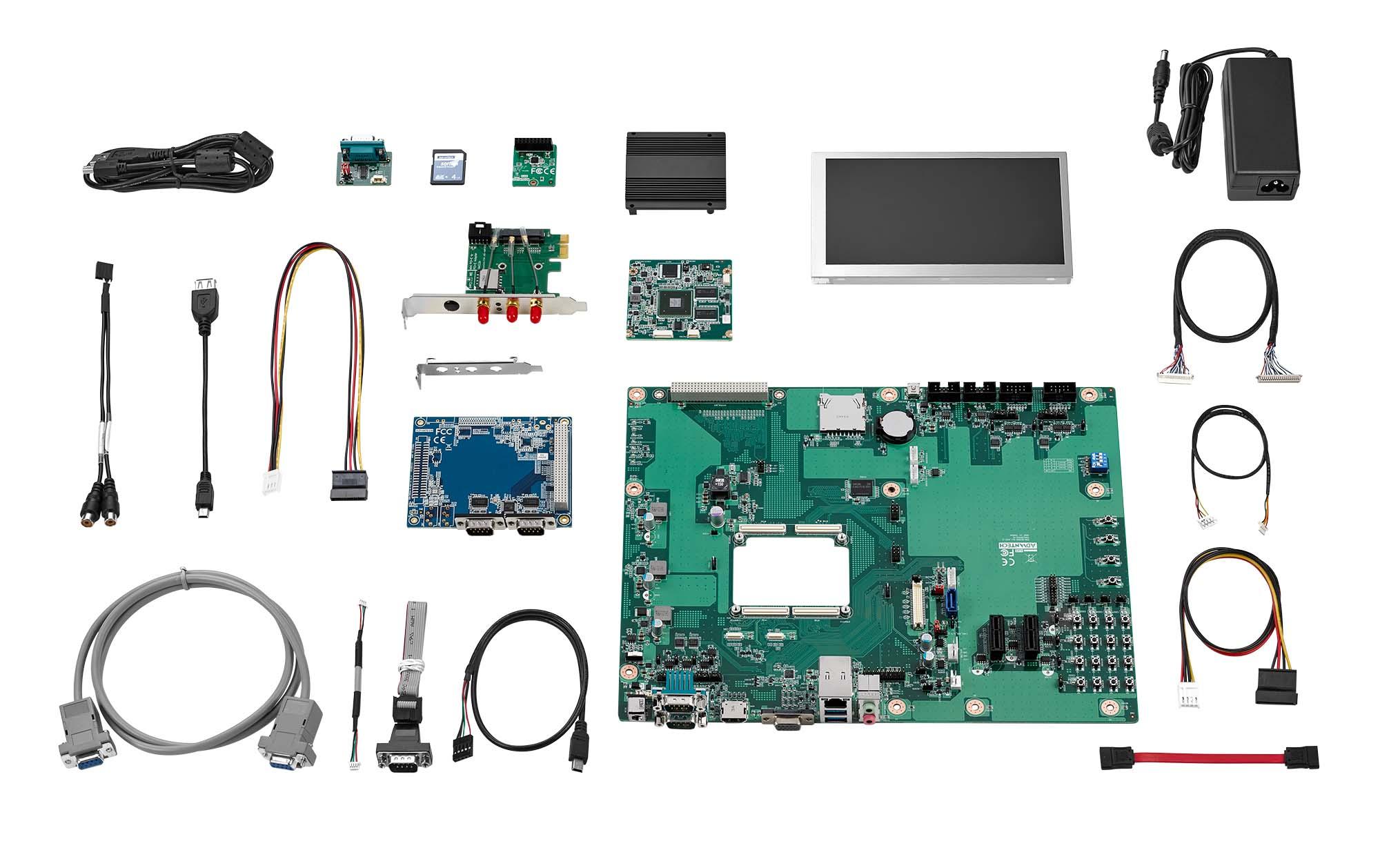 快速入門強固型ARM應用開發工具包