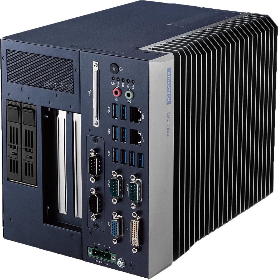 創新高度模組化工業電腦