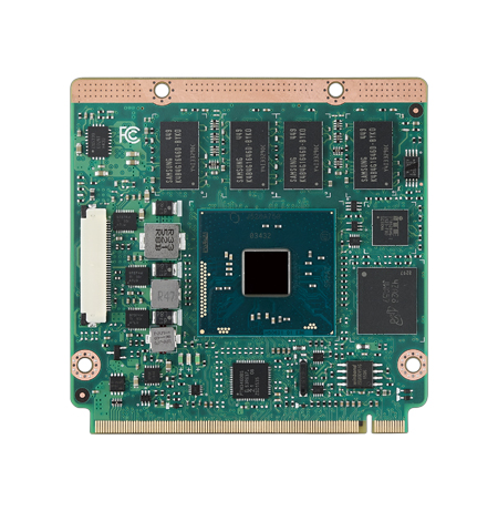 研華SOM-3568低功耗便攜型無風扇高度整合嵌入式QSeven電腦運算模組