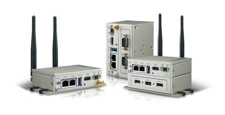 工業級IoT無風扇電腦 / 研華股份有限公司