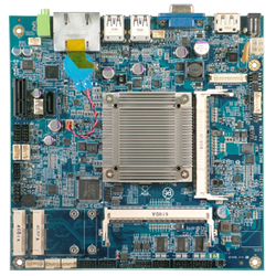 Mini-ITX Low Power Industrial Motherboard / Protech Systems Co., Ltd.