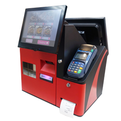 Multifunctional semi-self payment KIOSK / Protech Systems Co., Ltd.