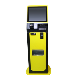 Self-Payment KIOSK / Protech Systems Co., Ltd.