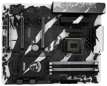 Z270 KRAIT GAMING / Micro-Star International Company Limited