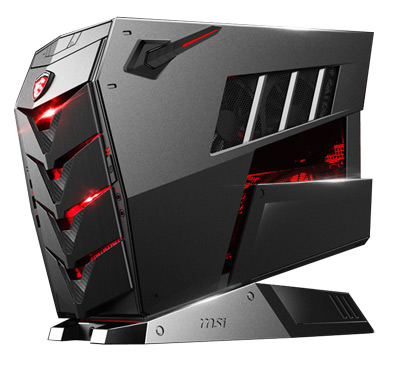 Extreme powerful compact gaming desktop / Micro-Star International Company Limited