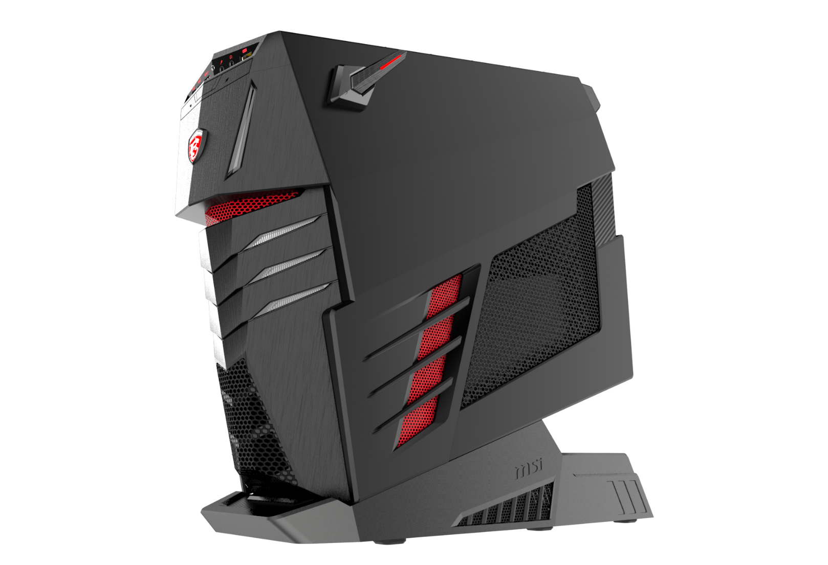 Supreme gaming desktop