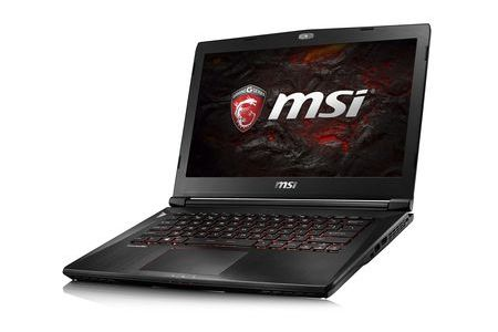 Compact & high performance Gaming Notebook / Micro-Star International Company Limited