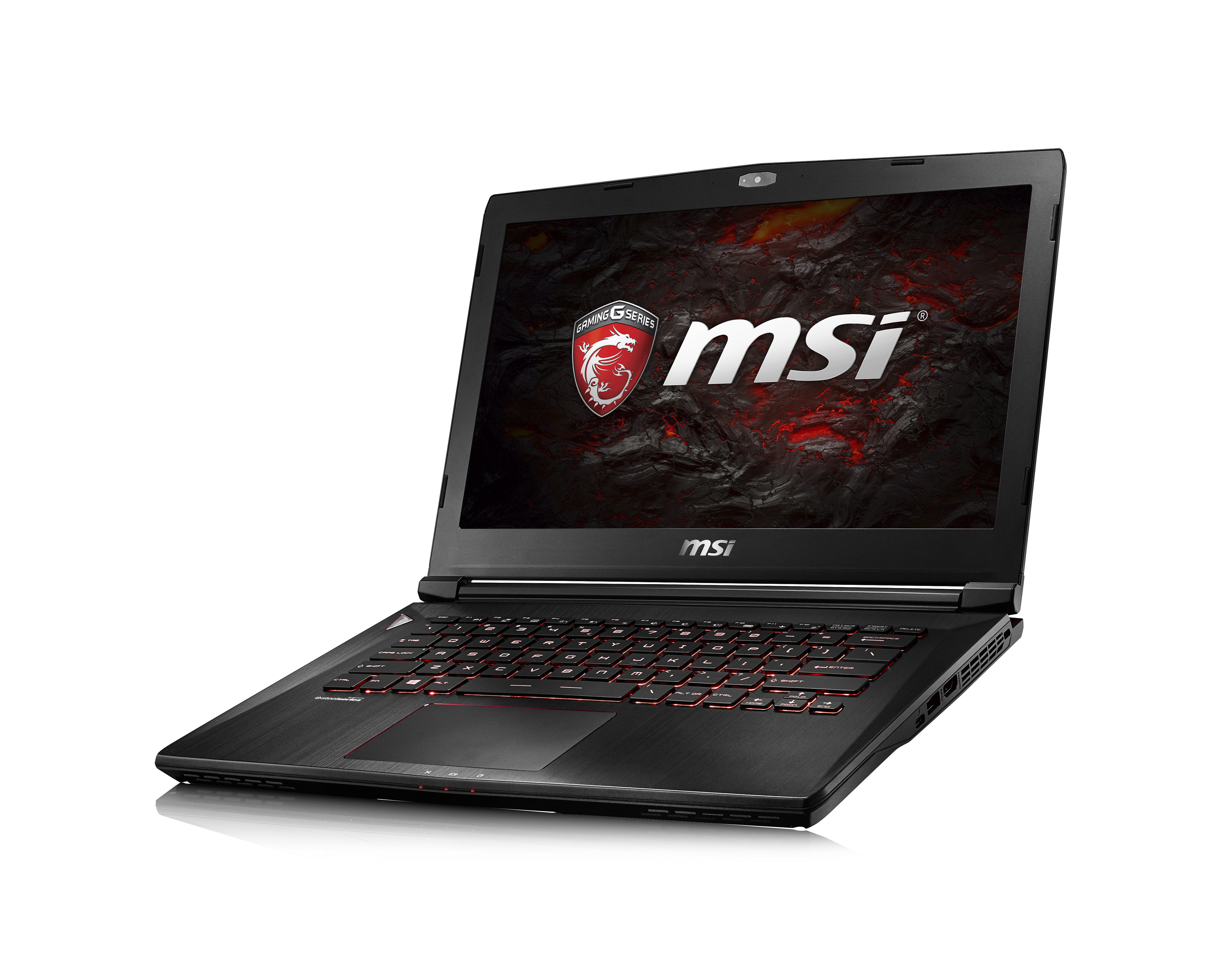 Compact & high performance Gaming Notebook