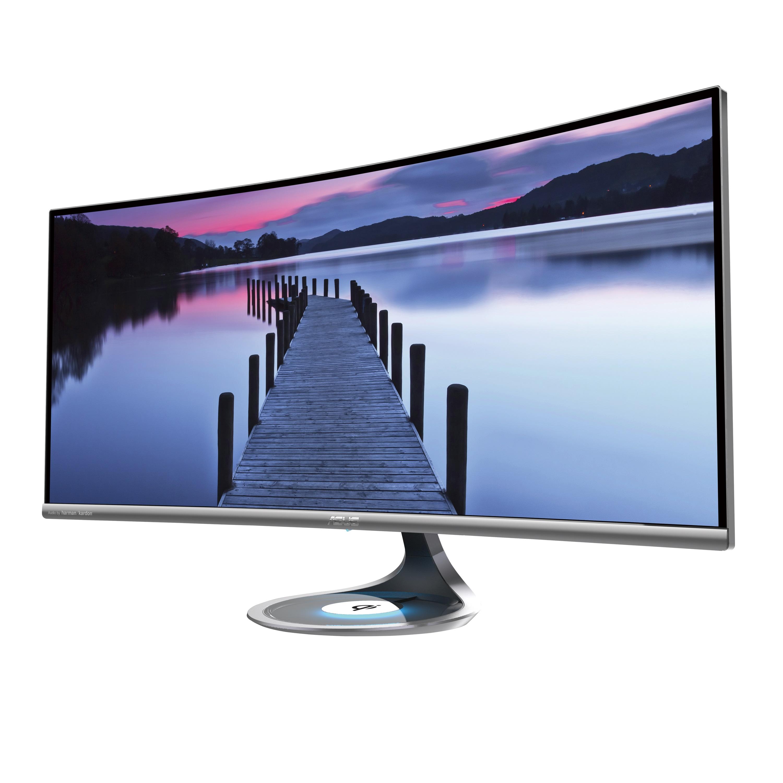 華碩美型曲面顯示器 / 華碩電腦股份有限公司