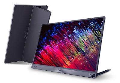 華碩攜帶型顯示器 / 華碩電腦股份有限公司