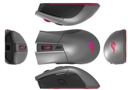 ROG Gladius II / 華碩電腦股份有限公司