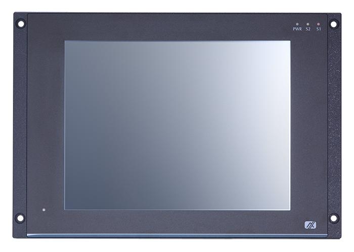 12.1 吋 EN50155 軌道交通專用無風扇觸控平板電腦  / 艾訊股份有限公司