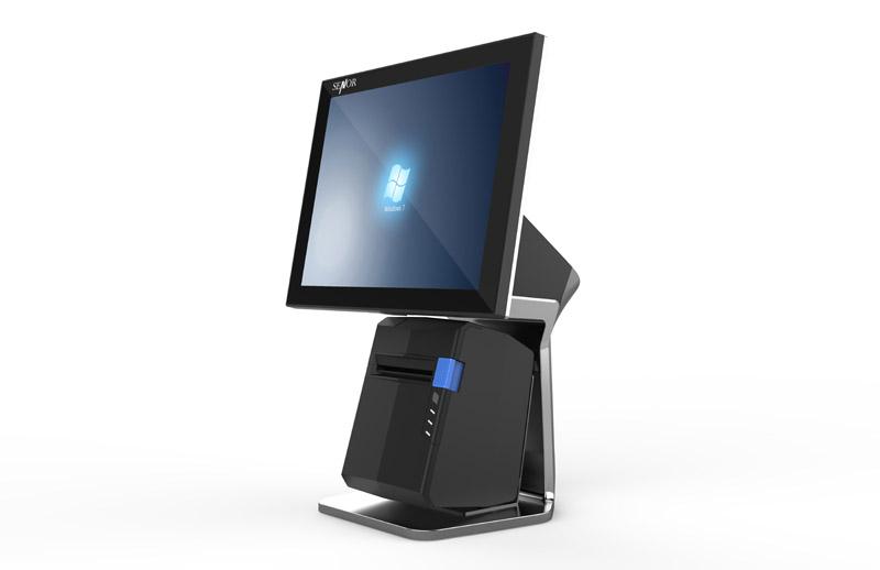 星喬i5系列智慧型銷售服務終端機